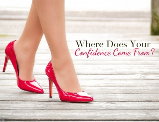 Where does your confidence come from?
