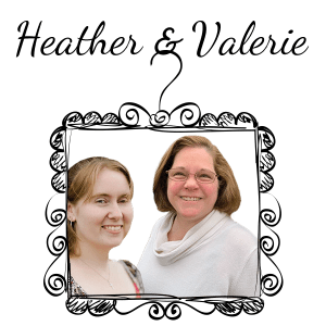 Heather & Valerie