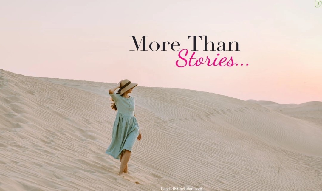 More than stories