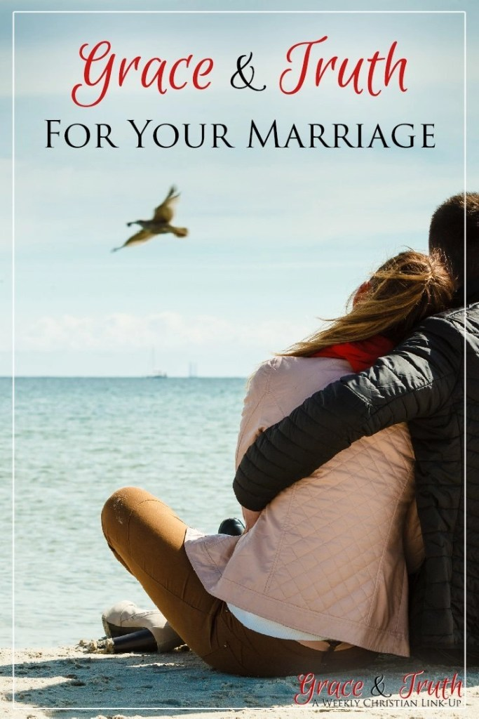 Grace and truth for your marriage
