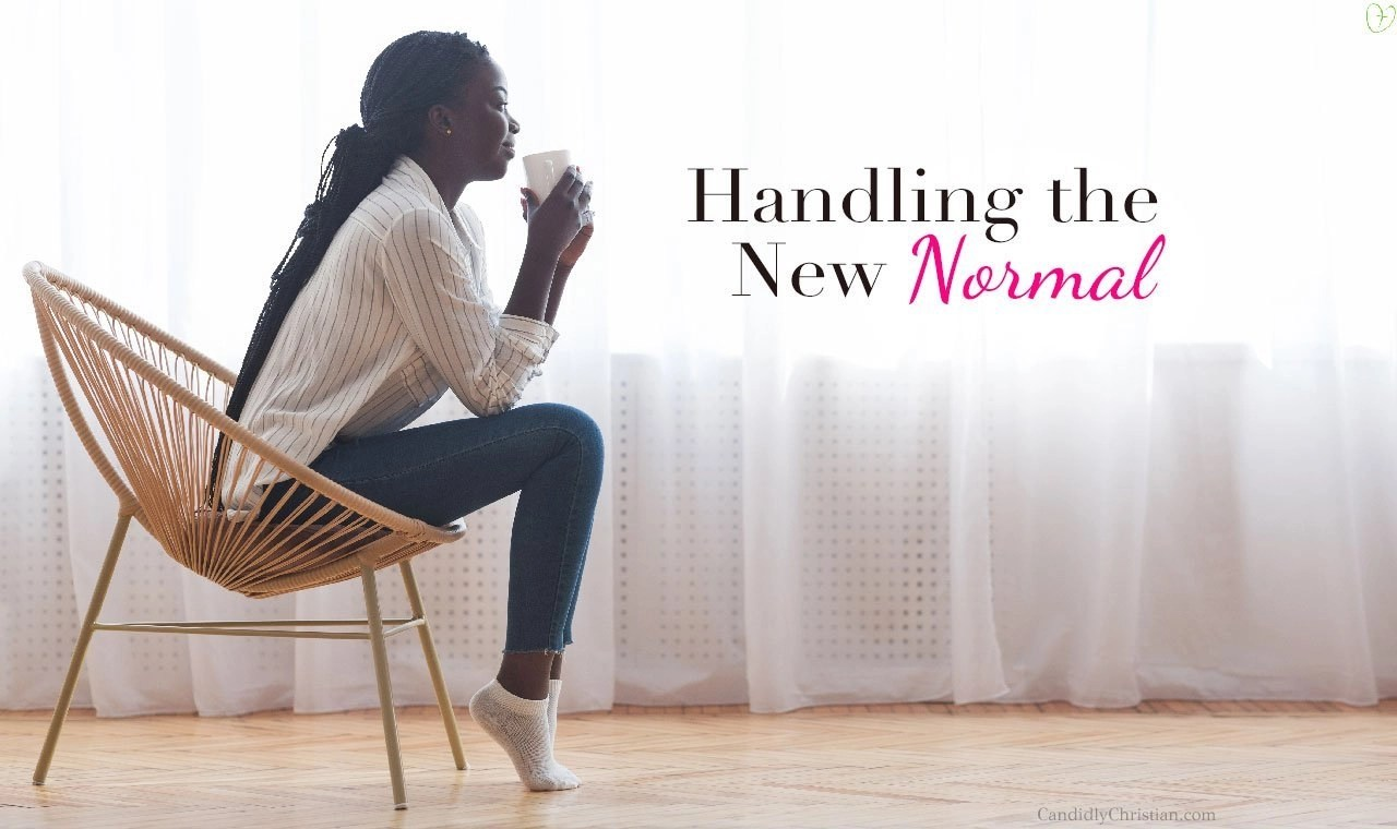 Handling the Upside Down New Normal