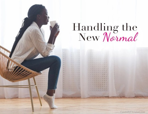 Handling the new normal