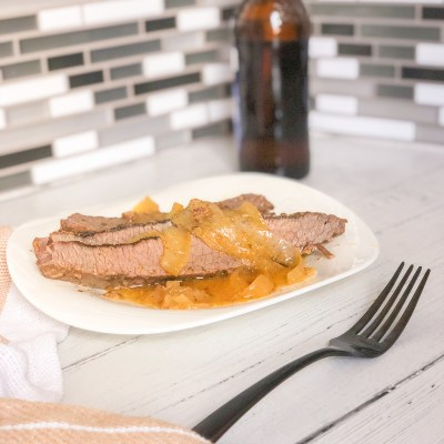 Honey Mustard Brisket
