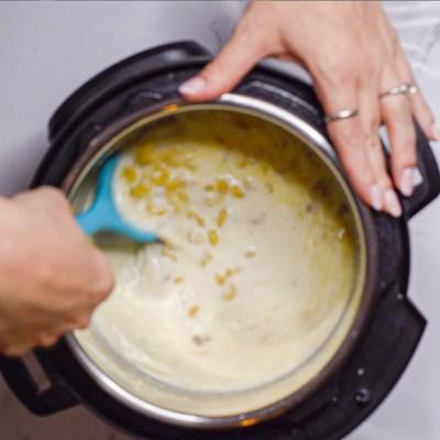 Give a good stir