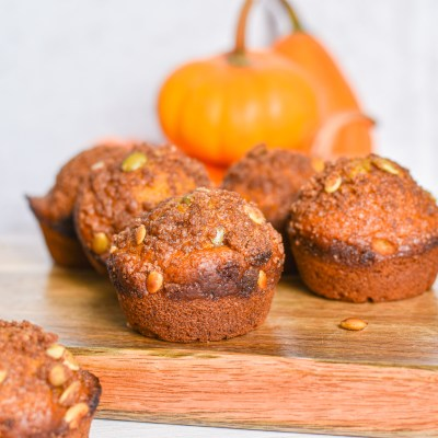 Best Ever Pumpkin Spice Muffins by Candidly Delicious