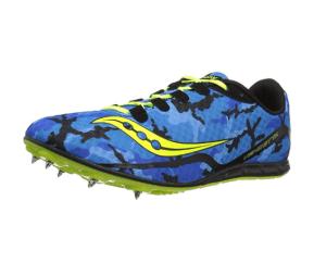 Best Jogging Shoes Brands Saucony Men's Vendetta Track Spike