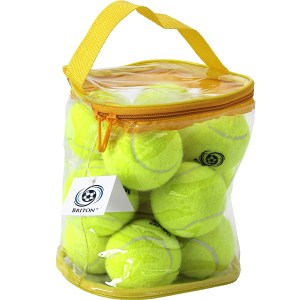 Briton Pressure Less Tennis Balls