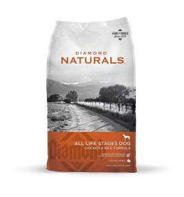 Best organic dog food Diamond Naturals Premium Dry Dog Food
