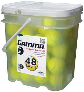 GAMMA bucket with 48 pressureless ones