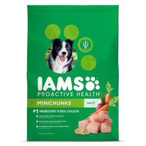 best organic dog food Iams Proactive Health Adult Minichunks Dry Dog Food