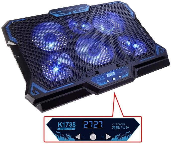 KEYNICE Laptop Cooling Pad