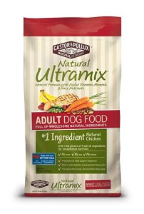 Best tasting dry dog food Natural Ultramix Adult Dry Dog Food