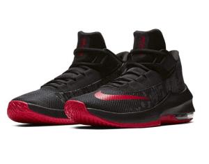 Basketball Shoe  Nike Men's Air Max Infuriate