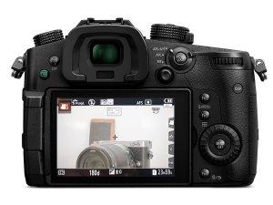 Panasonic vlog digitall camera