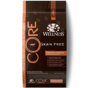 Best organic dog food Wellness Core Natural Grain Free Dry Dog Food