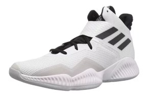 Basketball Shoes for Wide Feet Adidas Men's Explosive Bounce