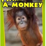 I Wish I Were A Monkey eBook Review #children
