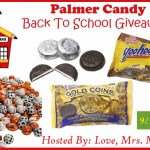 Palmer Candy Back To School Giveaway [Ends 9/27]