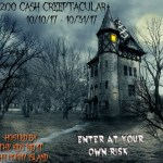 $200 Cash Creeptacular Giveaway [Ends 10/31]