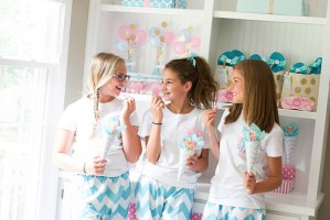 Teenage Nightmare: Hosting Your Daughter's First Slumber Party
