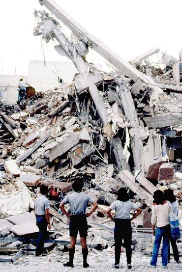 Terremoto del jueves 19 de septiembre de 1985.