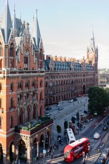 Rich In History & Detail St Pancras