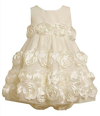 Bonnie Baby Infant Bonaz Flower Dress. Dillards. Easter