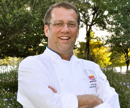 Chef Jody Denton shares his delicious snack and appetizer recipes using Rold Gold pretzels!