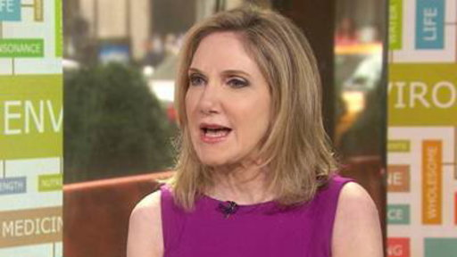 NBC News Diet and Nutrition Editor Madelyn Fernstrom shares tips on how to fight fatigue during the day and the top food and drink sources that provide energy! Today Show July 10 2014 Tamron Hall Willie Geist