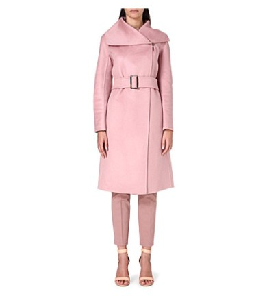 Fashion 17 Chic Trendy Wrap Coats For Women This Fall
