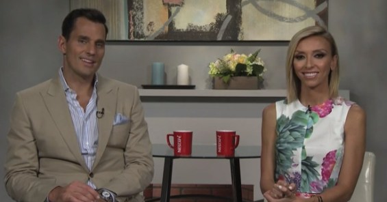 Bill and Giuliana Rancic joined Candace Rose for an interview to discuss their love of Nescafe with Coffeemate coffee and how it makes them more productive, and they also shared some of their top travel tips!