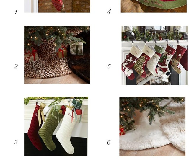 Lifestyle Expert And Blogger Candie Anderson Has The Scoop On The Best Festive Christmas Stockings