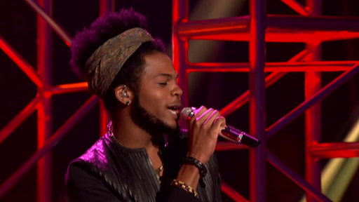 "American Idol season 14 episode 26 Arena Anthems: Quentin Alexander performs The Doors classic ""Light My Fire""!"