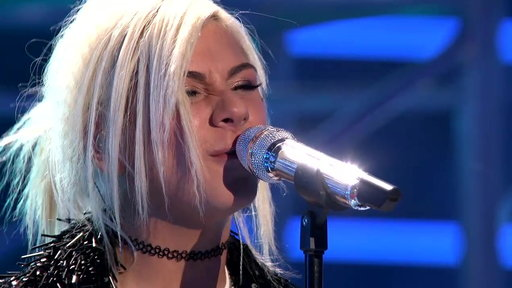 "American Idol season 14 episode 26 Arena Anthems: Jax sings Jet's hit song ""Are You Gonna Be My Girl"" on Wednesday, April 22, 2015."