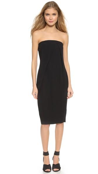 A.L.C. Francis Dress in Black. Shopbop extra 25% sale