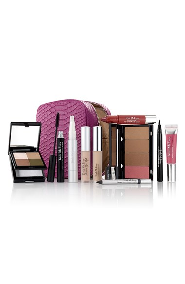 Trish McEvoy 'Naturally Gorgeous' Power of Makeup Planner® Collection ($546 Value) Retails for $168. Nordstrom Anniversary Sale Beauty