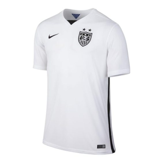 Nike USA Youth Home Replica Jersey - White