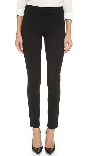 cupcakes and cashmere La Brea Pants in Black