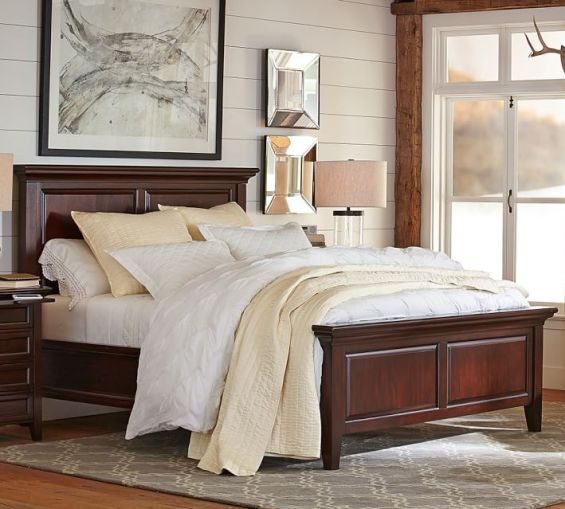 Pottery Barn Bedroom Furniture Sale: 30% Off Beds