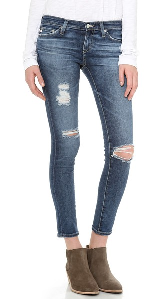 AG Ankle Legging Jeans 11 Year Swap Meet Shopbop Friends and Family Sale
