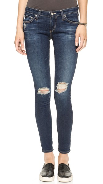 AG The Legging Ankle Jeans 4 Year Fog Shopbop Friends and Family Sale