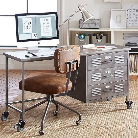 swivel chair pottery barn herman miller stacking chairs teen study and save sale: 20% on desks, desk for back to school!