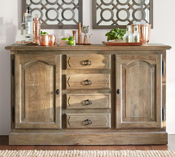 Pottery Barn LINDEN BUFFET pottery barn dining furniture sale 20% off