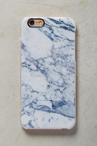 Casetify Marble iPhone 6 & 6 Plus Case Light Grey
