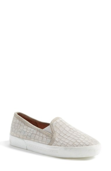 Joie 'Huxley' Slip-On Sneaker (Women) Sandstone slip-on sneakers fall 2016