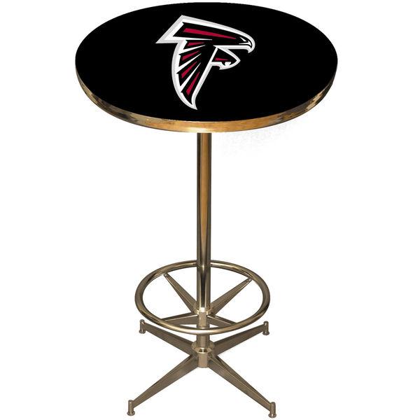 Atlanta Falcons Pub Table atlanta falcons super bowl li party