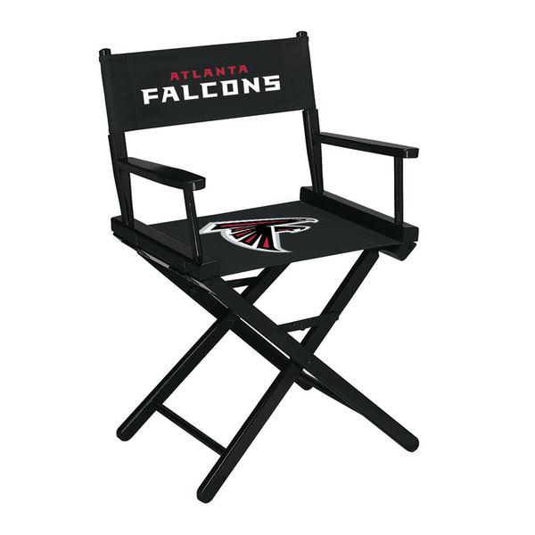 Atlanta Falcons Table-Height Directors Chair atlanta falcons super bowl li party