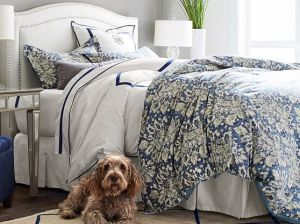 Pottery Barn JULIA DAMASK ORGANIC DUVET COVER & SHAM pottery barn stock up save sale