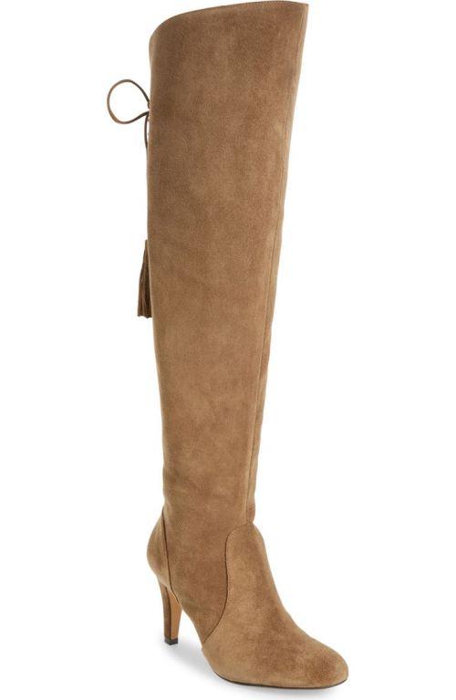Vince Camuto Cherline Over the Knee Boot (Women) Brown Nordstrom winter sale