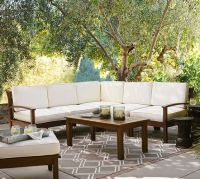 Pottery Barn Outdoor Furniture Sale: 30% Off Sectionals ...